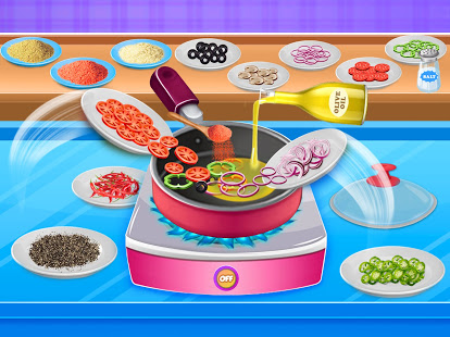 Download Pizza Maker Chef Baking Kitchen 1.7 Apk for android