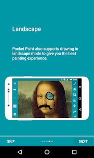 Download Pocket Paint: draw and edit! 2.7.3 Apk for android