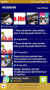 Download Radio Télé Shalom 4.5.2 Apk for android