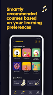 Download Riyaz - Music Lessons to Practice & Learn Singing 71.0.4 Apk for android