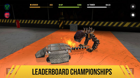 Download Robot Fighting 2 - Minibots 3D 2.7.0 Apk for android