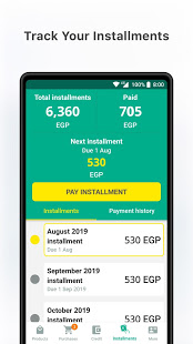 Download Shahry   Buy in Installments 4.1.5 Apk for android