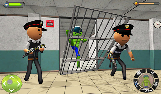 Download Stickman Incredible Monster : Hero Prison Escape 2.0.7 Apk for android
