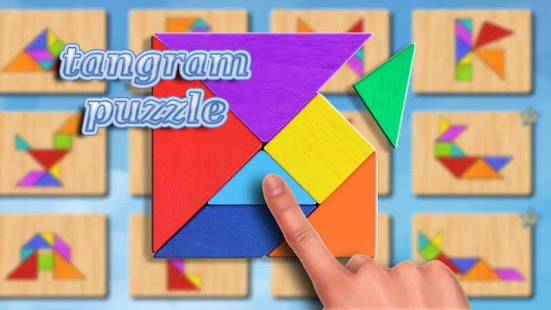 Download Tangram puzzle 4.1 Apk for android
