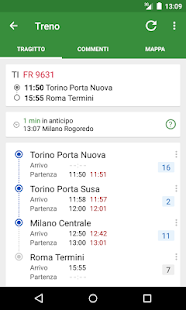 Download Train Timetable Italy 8.18.20 Apk for android