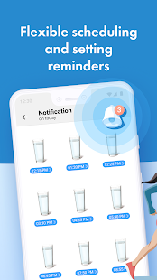 Download Water tracker PRO. Drink water reminder. Hydration 2.22.0 Apk for android