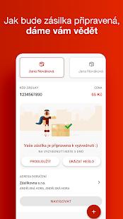 Download Zásilkovna - Posílejte zásilky bez front a levněji 1.7.4 Apk for android
