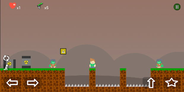 Download ZZZZombie: Adventure Platformer Games 1.7.8 Apk for android