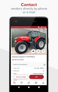 Download Agriaffaires farm equipment 2.5.200 Apk for android