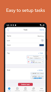 Download ATracker Time Tracker (Daily habit+Goal+Routine) 3.0.14 Apk for android