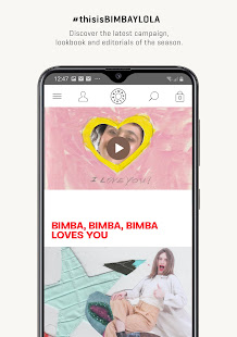 Download BIMBA Y LOLA: fashion & trends for women 4.9.2 Apk for android