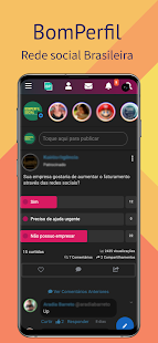 Download Brazilian social network BP 1.0.1 Apk for android