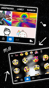 Download Cool Dj Doodle Keyboard Theme 1.0 Apk for android