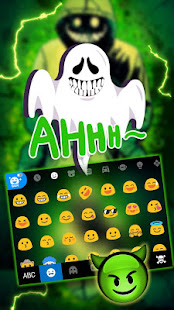 Download Creepy Devil Smile Keyboard Theme 1.0 Apk for android