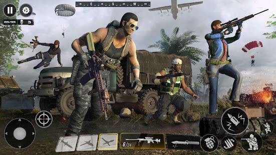 Download FPS Commando Shooting Games: Critical 3D Gun Games 1.0.46 Apk for android