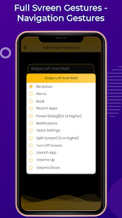 Download Full Screen Gestures - Navigation Gestures 6.0 Apk for android