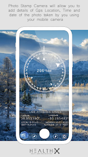 Download GPS Coordinates Photo Stamp Camera UTM 2.5 Apk for android