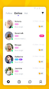 Download MIKA: Live Streaming Chat and Make New Friends 1.1.6.1 Apk for android