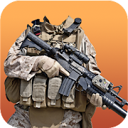 Download Military Man Photo Editor 17.0 Apk for android