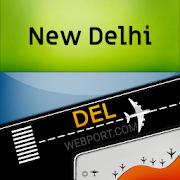 New Delhi Airport (DEL) Info + Flight Tracker 11.7 Apk for android