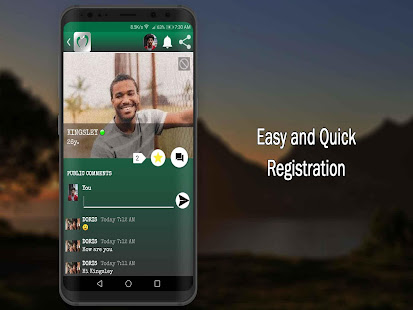 Download Nigerian Dating Apps-Nigeria Chat Singles Free 4.0 Apk for android