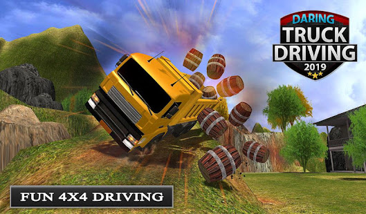 Download Offroad Transport Truck Driving - Jeep Driver 1.0.8 Apk for android