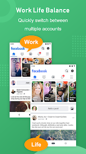 Download Parallel Account - Clone account & Multi parallel 3.5.9 Apk for android