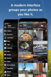 Download PhotoMap Gallery - Photos, Videos and Trips Apk for android