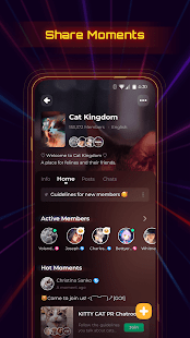 Download Project Z: Chats and Communities 1.9.1 Apk for android
