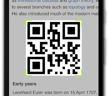Download QR Code Reader 1.8.1 Apk for android