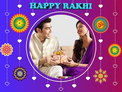 Download Rakhsha Bandhan Photo Frames & Rakhi Wishes 1.2 Apk for android
