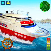 Real Cruise Ship Driving Simulator 2020 1.12 Apk for android