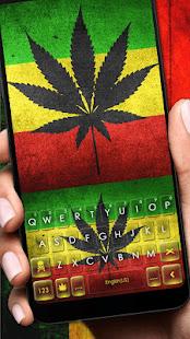 Download Reggae Rasta Keyboard Theme 1.0 Apk for android