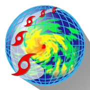 Storm radar and hurricane tracker - eMap HDF Apk for android