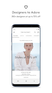 Download THE OUTNET 2021.06 Apk for android