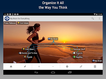 Download TheBrain .53 Apk for android
