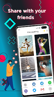 Download Video Downloader for TikTok - Without Watermark 2.8 Apk for android