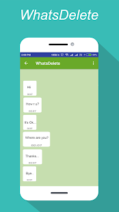 Download WhatsRemoved - View Deleted & Delete Recovery 1.5 Apk for android