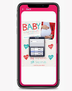 Download Baby Due Date Countdown - Pregnancy - Calculator 1 Apk for android