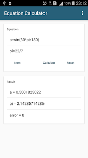 Download Algebra Equation Calculator 1.6.5 Apk for android
