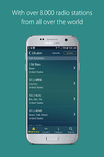Download bedr alarm clock radio: US and World Radio 3.2.8 Apk for android