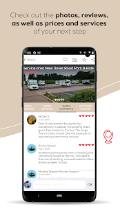 Download CaraMaps - Motorhome campsite 4.5.5 Apk for android