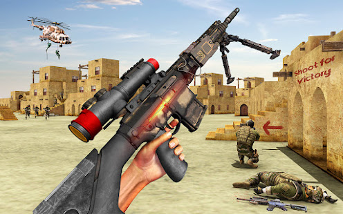 Download Counter Terrorist Shooting Strike-Commando Mission 5.0 and up Apk for android
