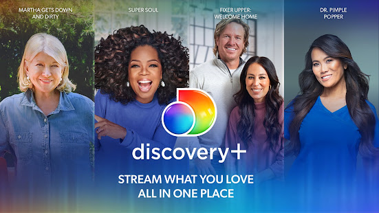 Download discovery+   Stream TV Shows and Real-Life Series 1.17.0 Apk for android