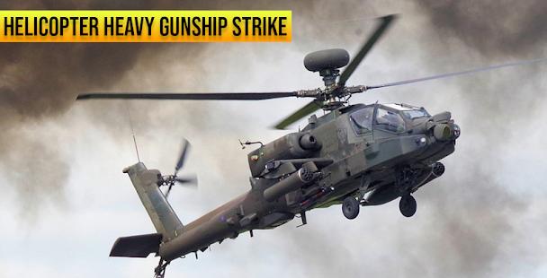 Download Helicopter Gunship Strike: Air War Strike 0.0.3 Apk for android