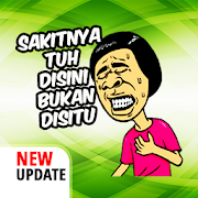 Stiker Lucu WAStickerApps mly 1.7 Apk for android
