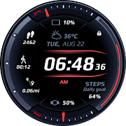 Time Gate Watch Face 6.0 and up Apk for android