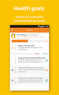 Download WaCare, health care network for a healthier life. 1.5.9.10 Apk for android